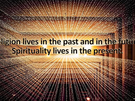 Where do Religion and Spirituality live?