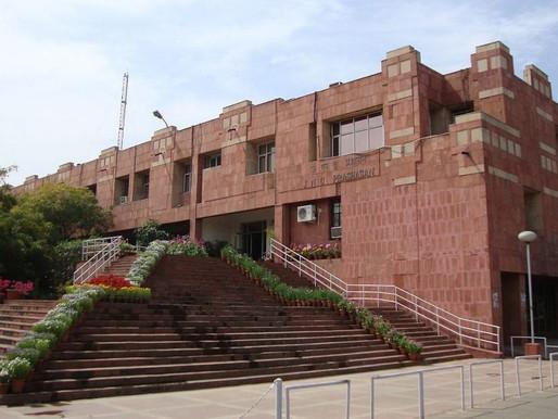 Saving democracy and JNU