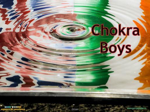 'Chokra' Boys and Coconuts
