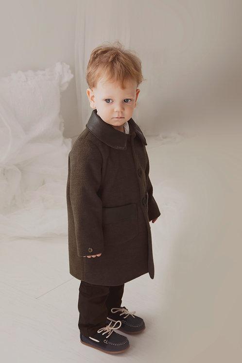 PETER egyedi kisfiú alkalmi kabát