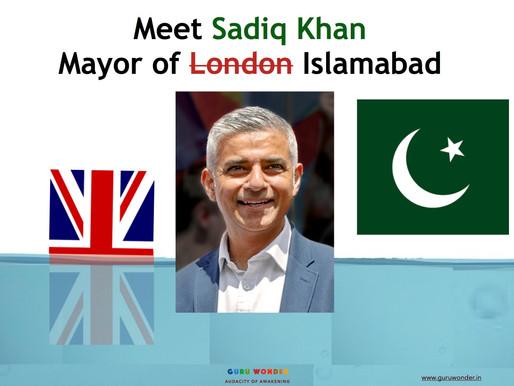 Meet Sadiq Khan
