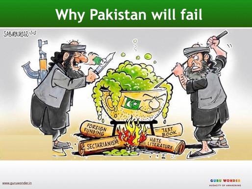 Why Pakistan will fail