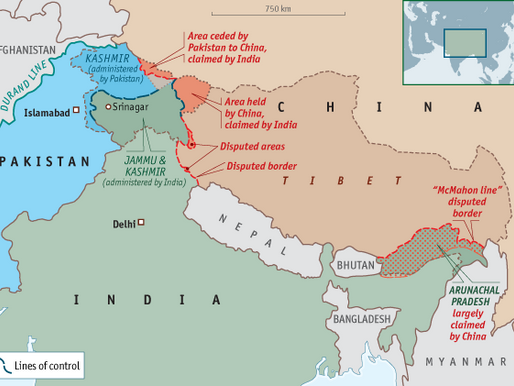 How and why China invaded India in 1962