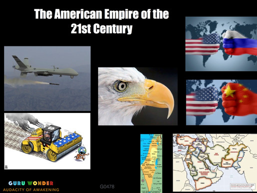 American Empire of the 21st Century