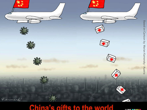 China's gifts to the world