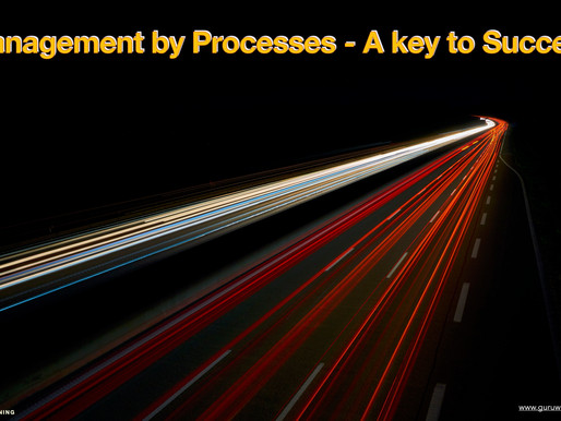 Management by Processes. A key to Success