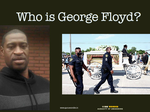 Who is George Floyd?