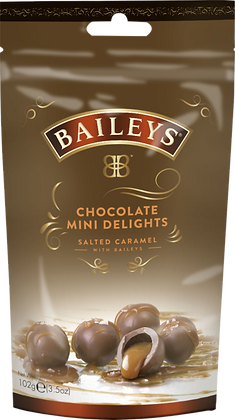 Baileys Chocolate Salted Caramel Mini Delights