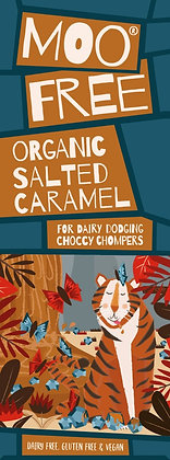 Moo Free Organic Salted Caramel Bar