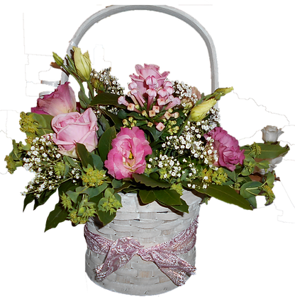 Medium Basket Arrangement