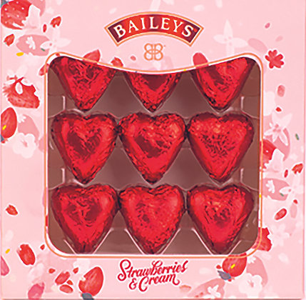 Baileys Strawberries & Cream Chocolates