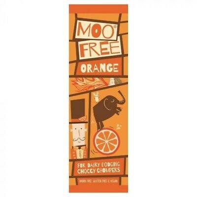 Moo Free Orange Mini Bar (20g)