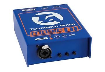 Teegarden Audio Magic DI Photo 2