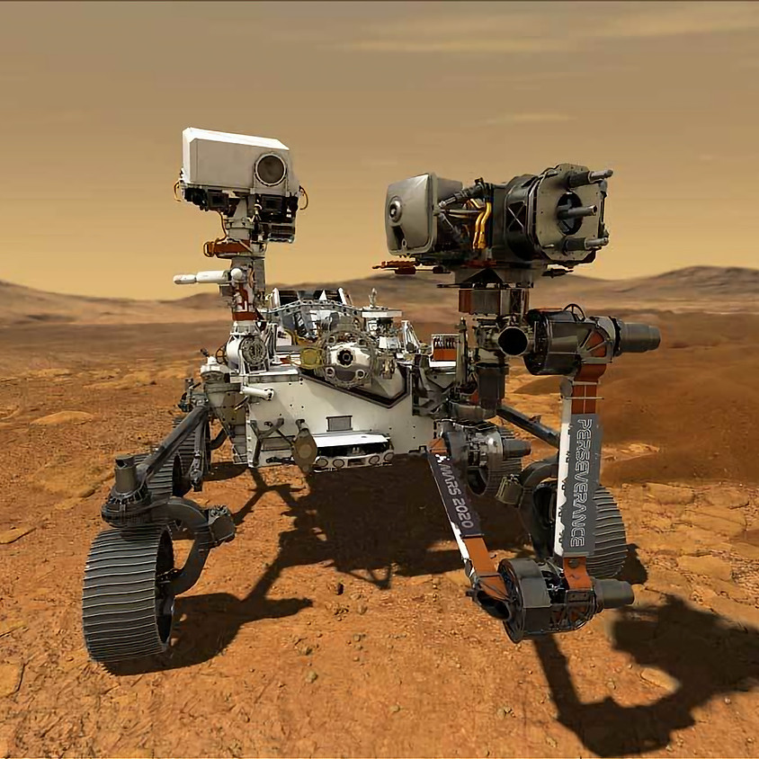 Thema-avond: Mars