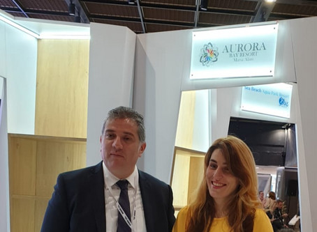 Aurora is participating in Ukraine International Travel Market