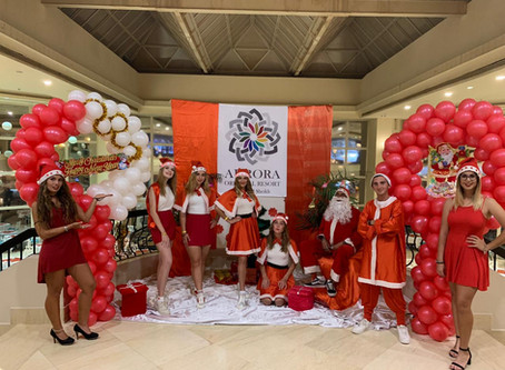 Christmas celebrations - Aurora Oriental Resort Sharm El Sheikh