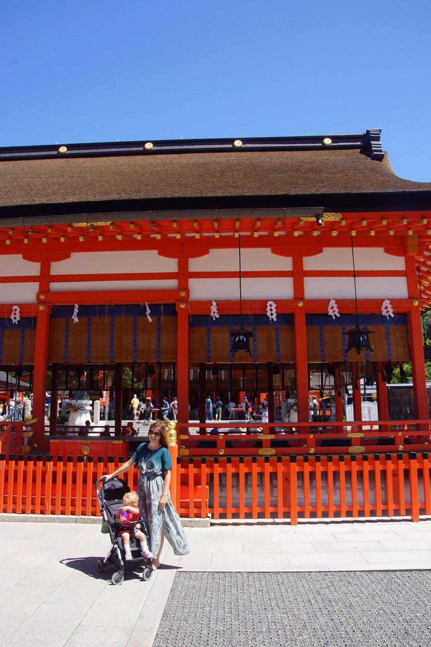 Familidoo Air Stroller Review – Testing in Japan