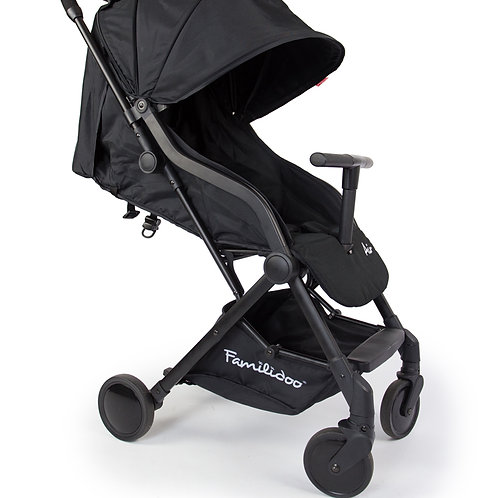 Pure Black – Familidoo Air Buggy