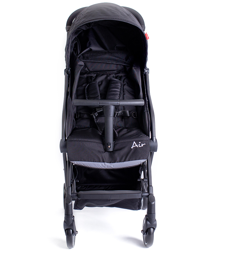 Familidoo Air Buggy Pure Black