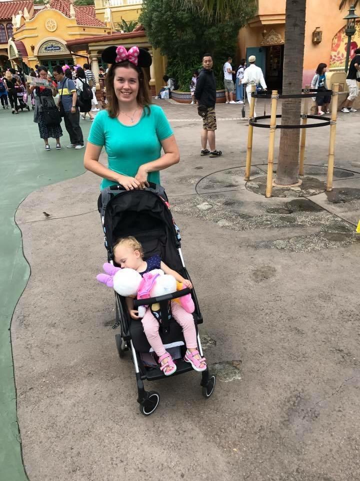 Familidoo Air Stroller Review – Testing in Tokyo Disney