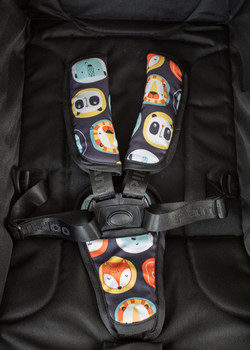Familidoo Air buggy Black Panda
