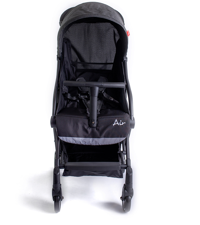 Familidoo Air Buggy Grey Denim
