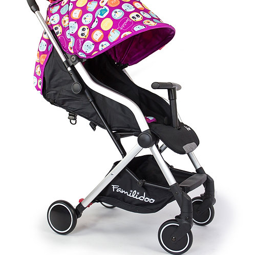 Rabbit Pink – Familidoo Air Buggy
