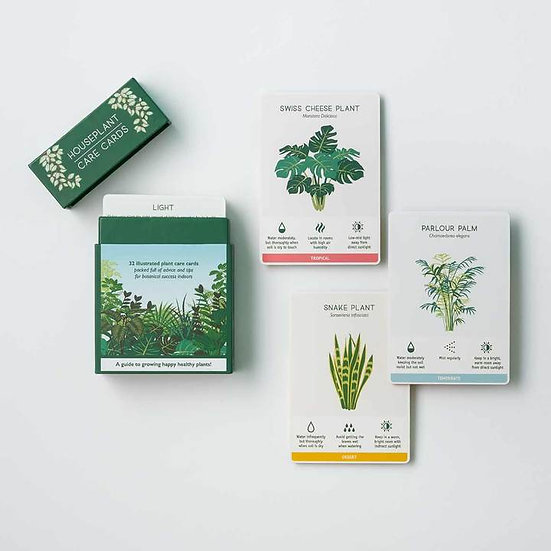 House Plant Care Cards - Another Studio