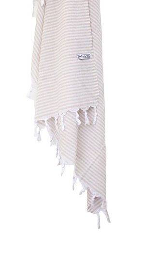 Classic Striped Turkish Towel - One Fine Sunday
