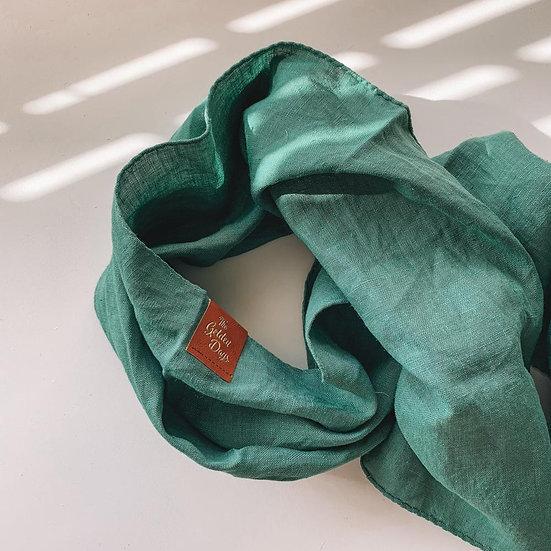 Linen Head Wrap {7 colours} - Golden the Label