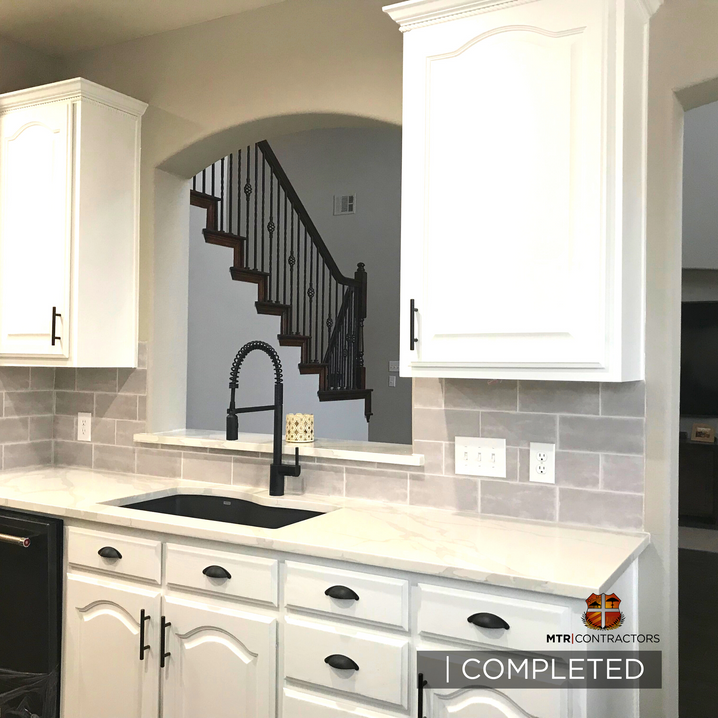 Kitchen remodeling in north dallas by fr