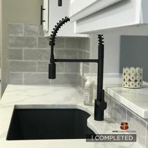 Sink - In progress kitchen remodeling pr