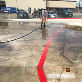 Commercial Power Washing company in Fris