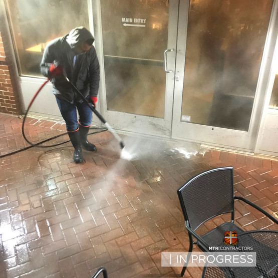 Cotton Patch Commercial Powerwashing .pn