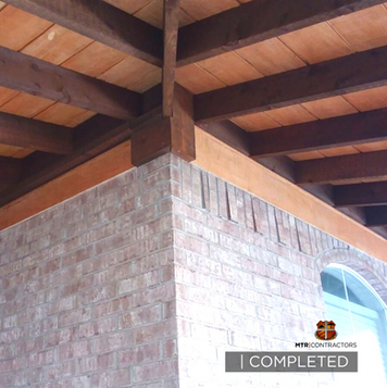 beautiful roof extension remodeling proj
