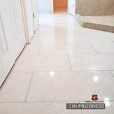In progress master bathroom remodel - ti