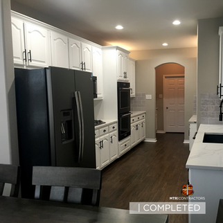 north dallas kitchen  remodeling project