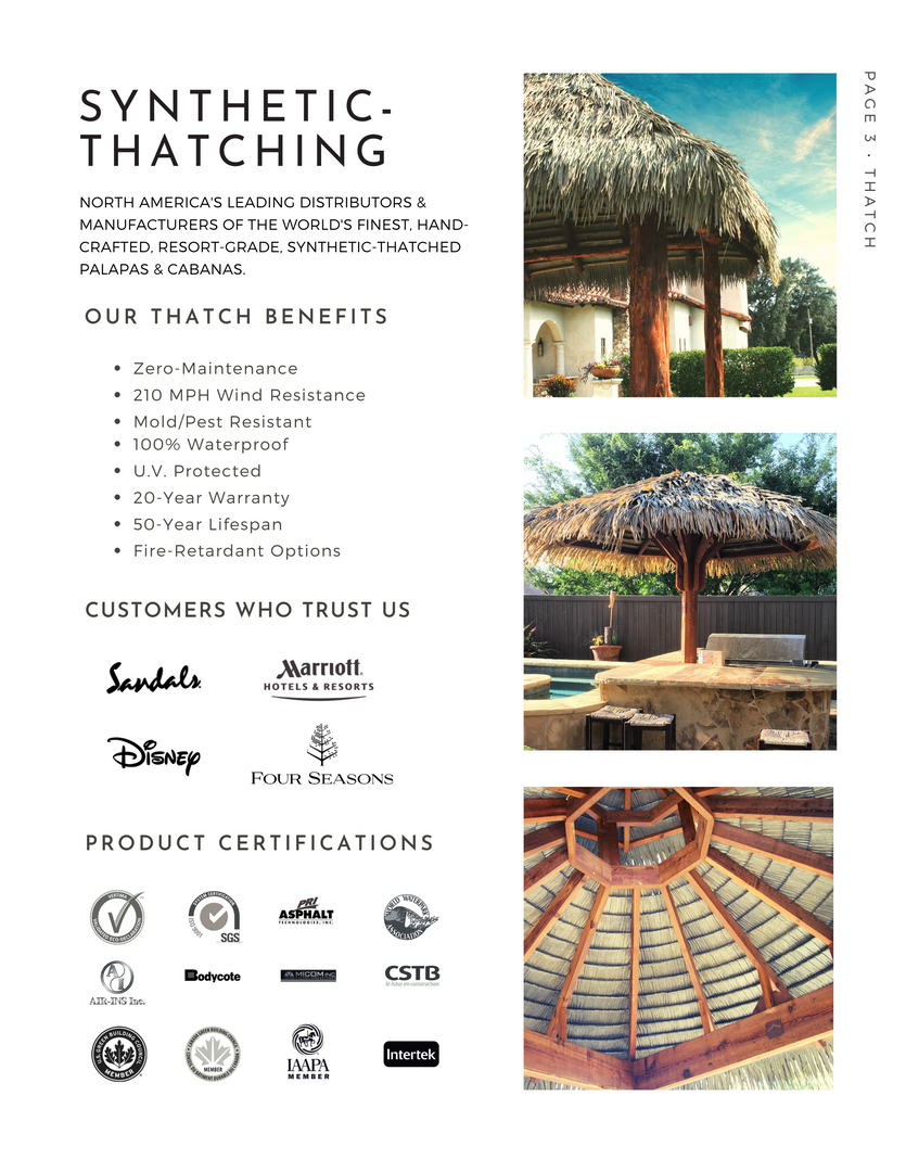 My Thatch Roof 3