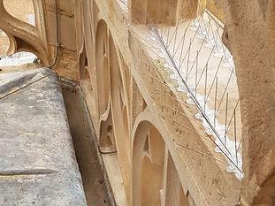 Picots - Cathédrale d'Albi recadré