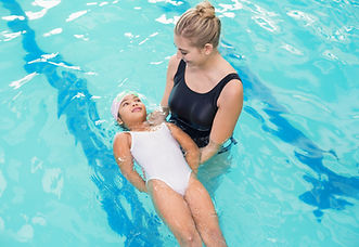Swimming Lessons Huddersfield