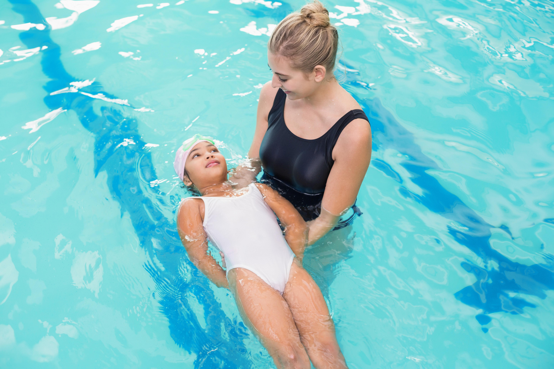 PRIVELES zwemmen @ B-eau Duffel