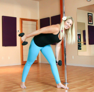 Weightlifting for Aerial & Pole -- The 20 Minute Upper Body Workout