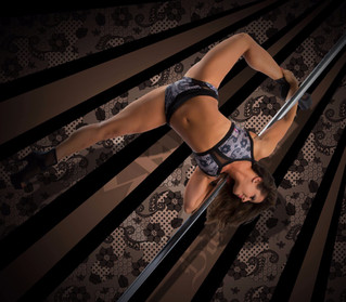 How to Correct Shoulder Imbalances From Pole. New Article with Bad Kitty!