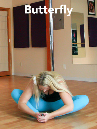 Time Effective Stretches for the Center Splits