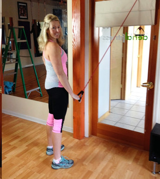 Four Shoulder Strengthening Band Exercises for Aerialists
