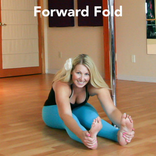 Time Effective Stretches for the Front Splits