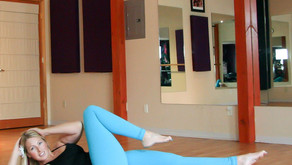 Five Minute Home Core Workout for Aerial Arts