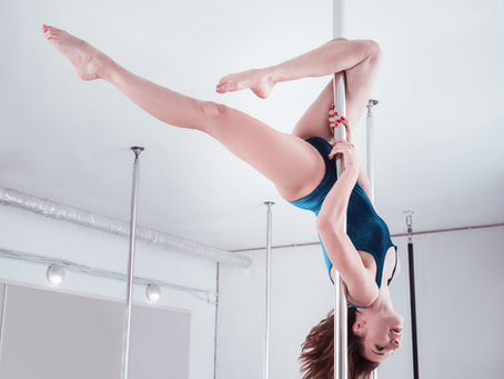 The Benefits of Pole Dancing Fitness Classes