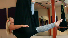 Four Exercises for a Total Core Domination in Aerial Arts & Pole