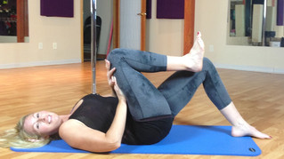 Tight Hip Flexors Part 4 (Facilitated Stretching)